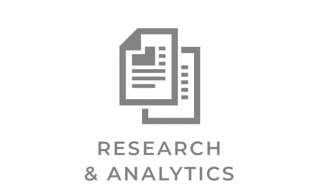 Research and analytics